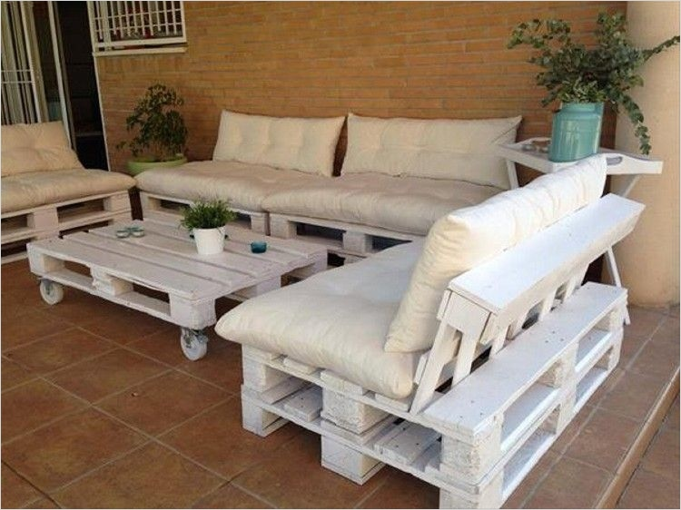 40 Diy Ideas Outdoor Furniture Made From Pallets 93 Diy Outdoor Furniture Made From Pallet Furniture Pinterest 4