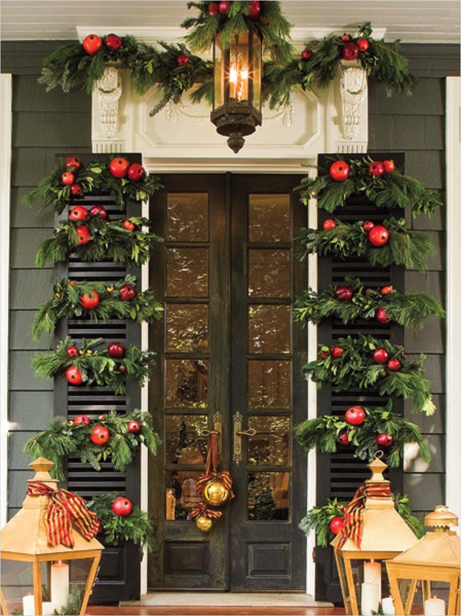 41 Amazing Country Christmas Decorating Ideas 85 40 Fabulous Rustic Country Christmas Decorating Ideas 8