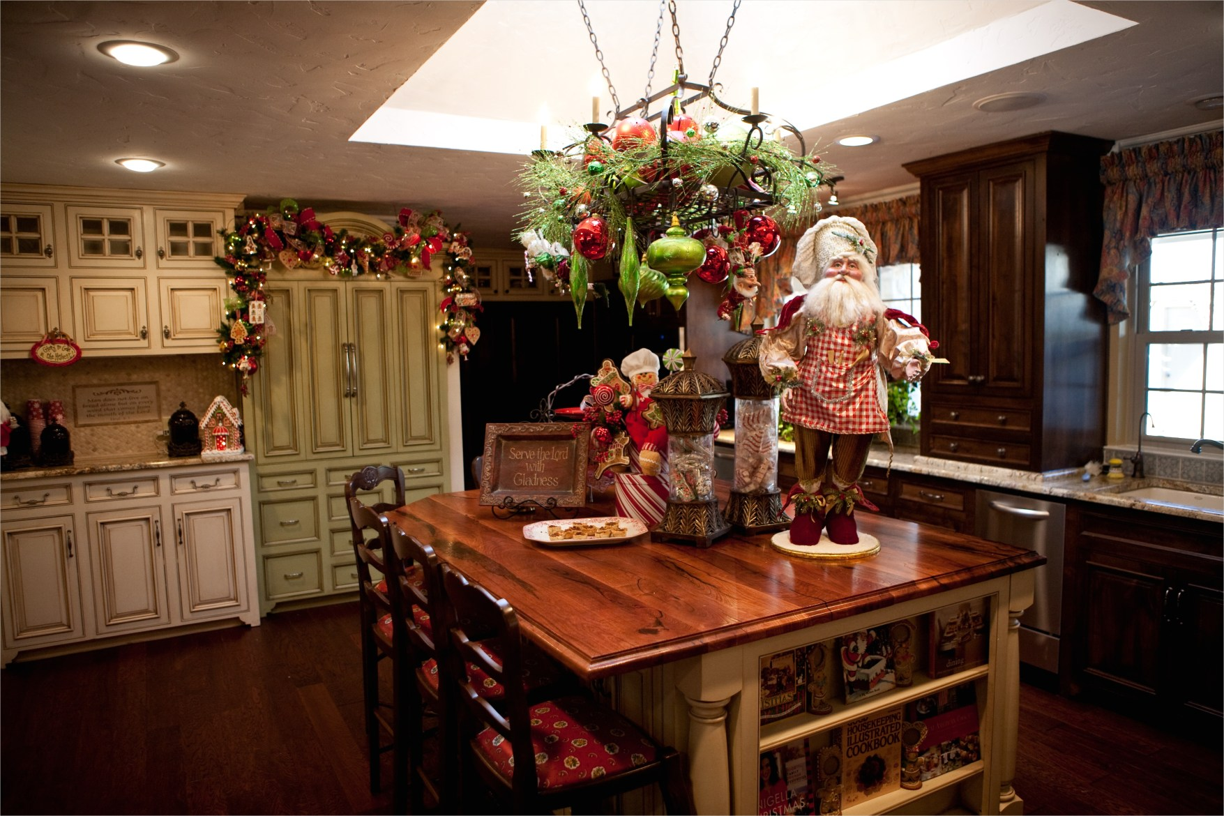 42 Awesome Kitchen Christmas Decorating Ideas 39 Christmas Tree Ideas 6