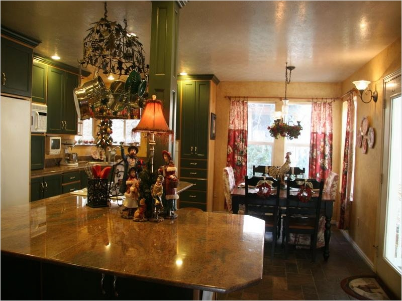 42 Awesome Kitchen Christmas Decorating Ideas 66 Decoration Christmas Kitchen Decor Ideas Interior Decoration and Home Design Blog 4