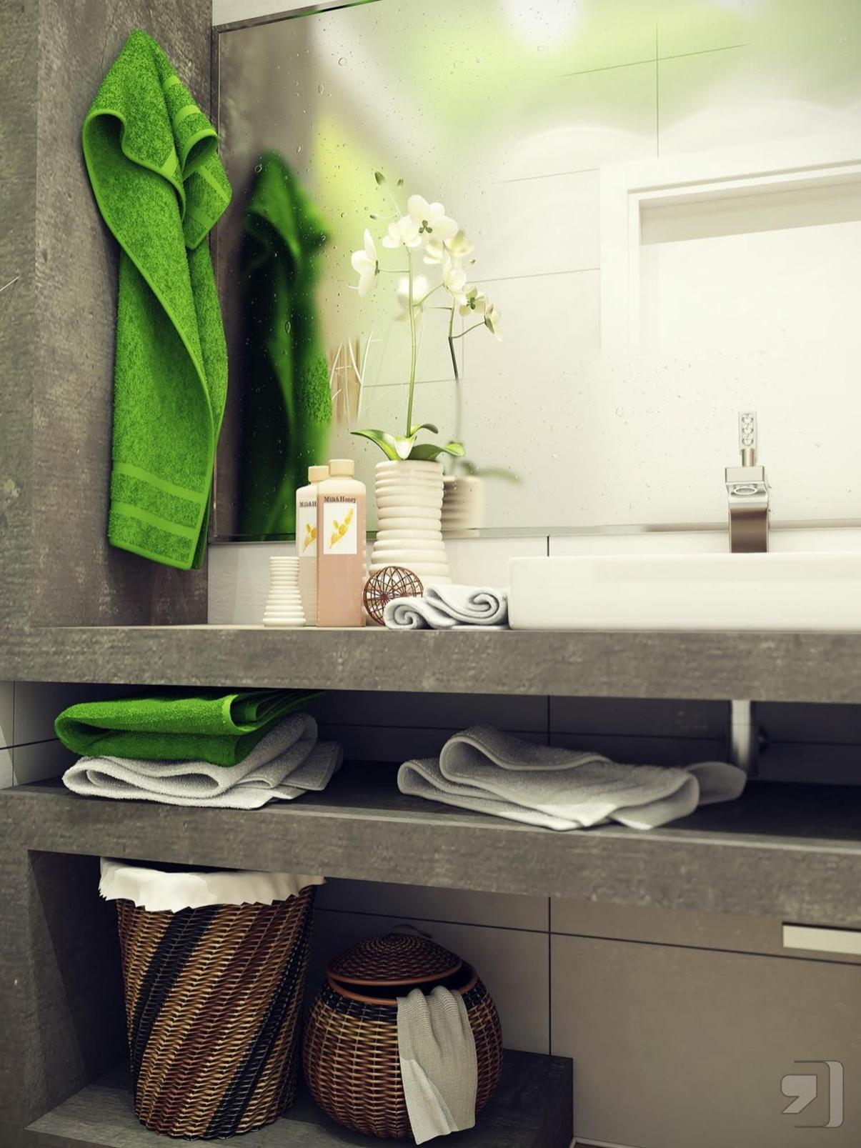 42 Perfect Small Bathroom Decorating Ideas 1