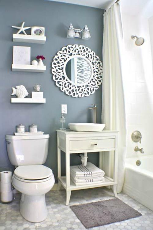 42 Perfect Small Bathroom Decorating Ideas 17