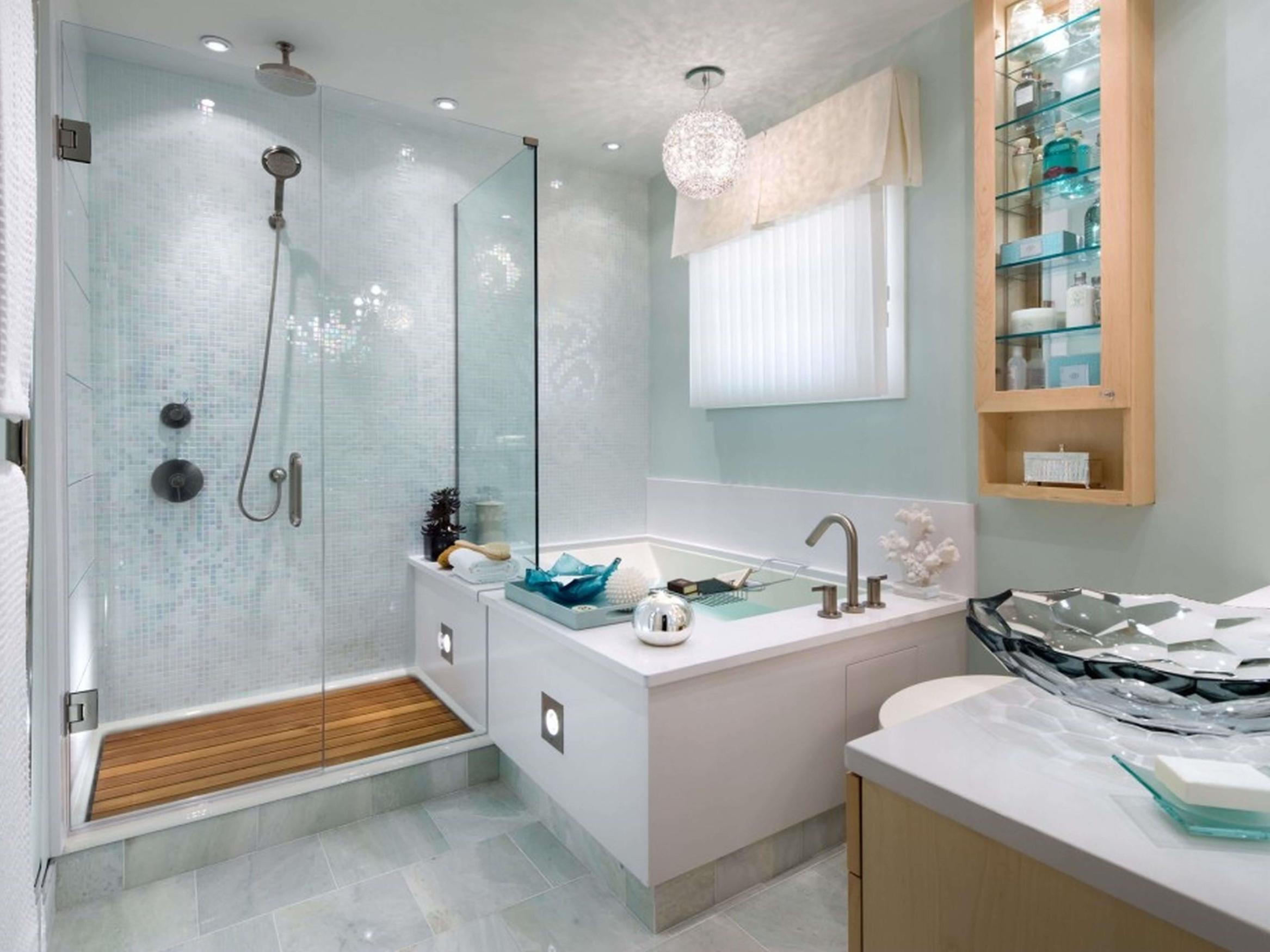 42 Perfect Small Bathroom Decorating Ideas 29