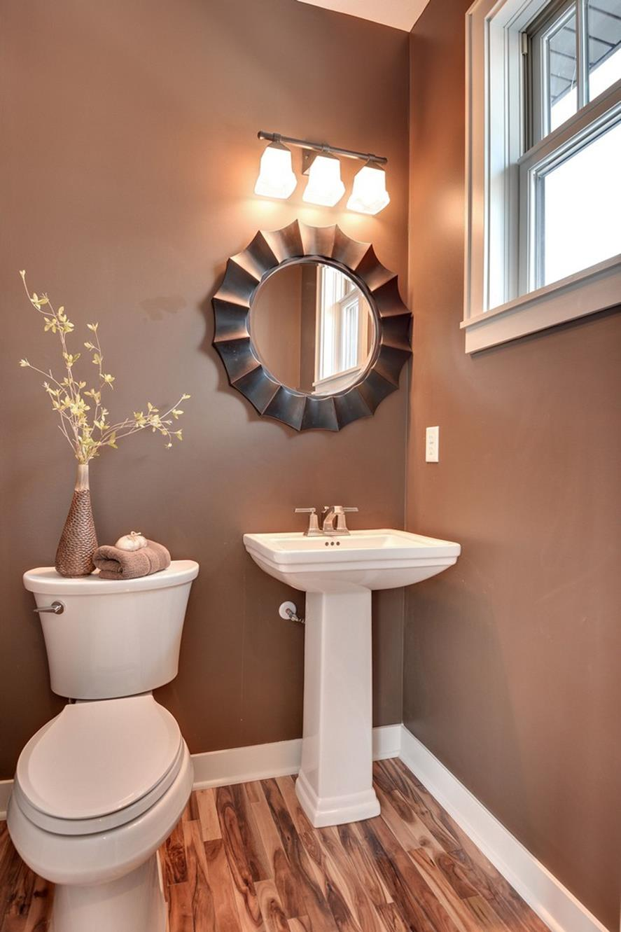 42 Perfect Small Bathroom Decorating Ideas 36