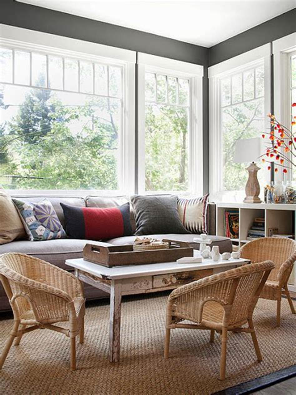 50 Most Popular Affordable Sunroom Design Ideas on a Budget 11