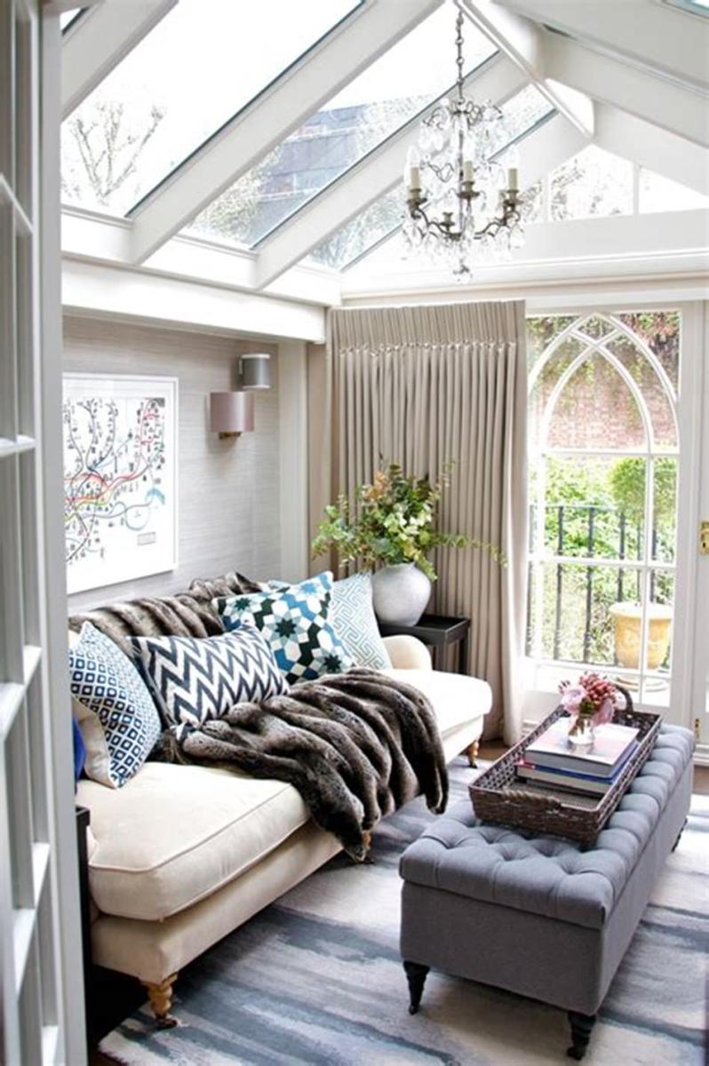 50 Most Popular Affordable Sunroom Design Ideas on a Budget 21