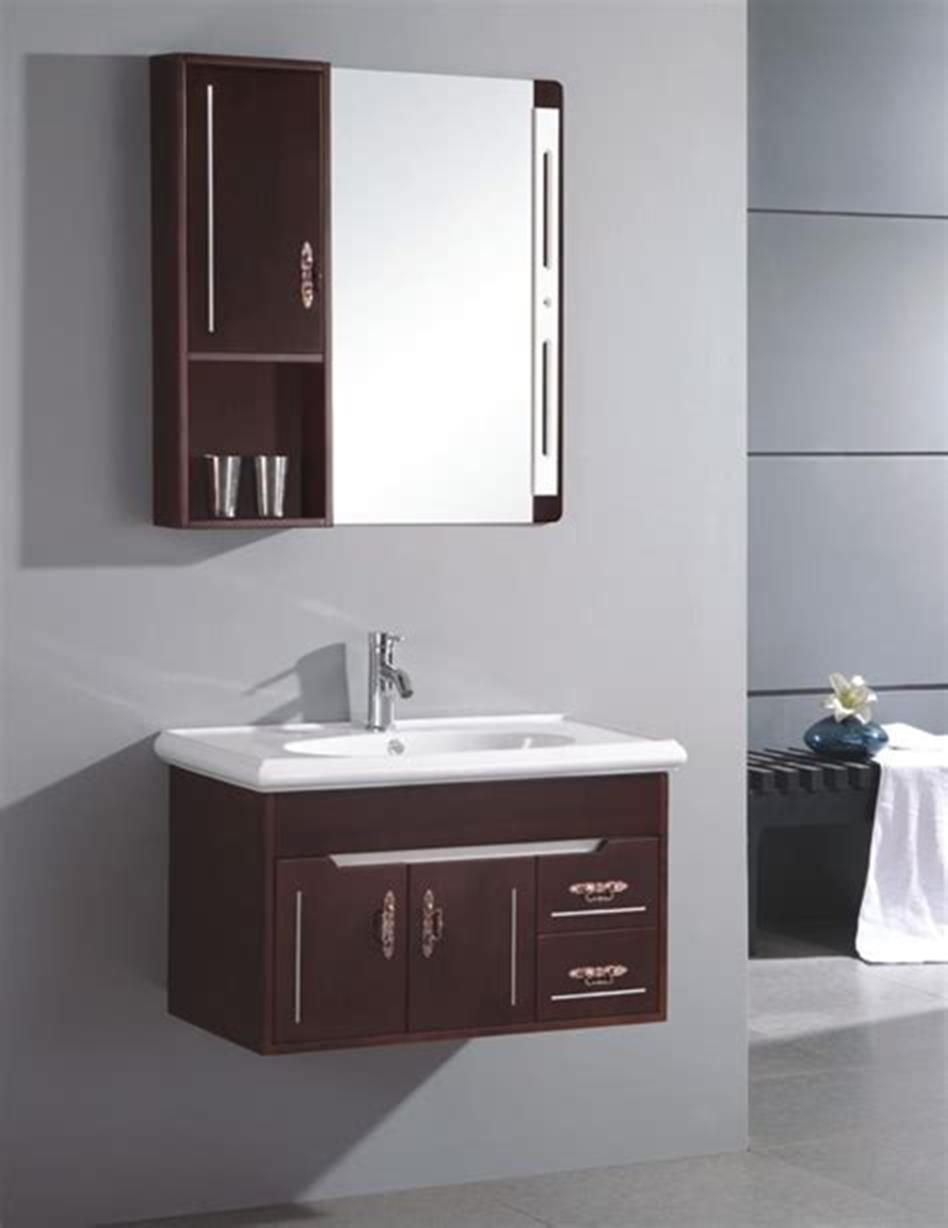 35 Best Wall Mounted Vanities For Small Bathrooms 2019 19