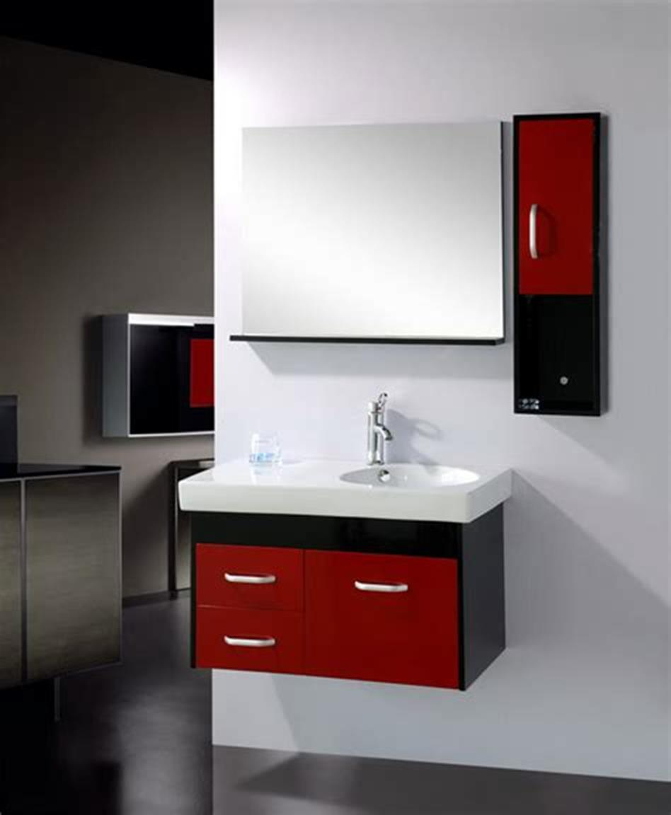 35 Best Wall Mounted Vanities For Small Bathrooms 2019 22