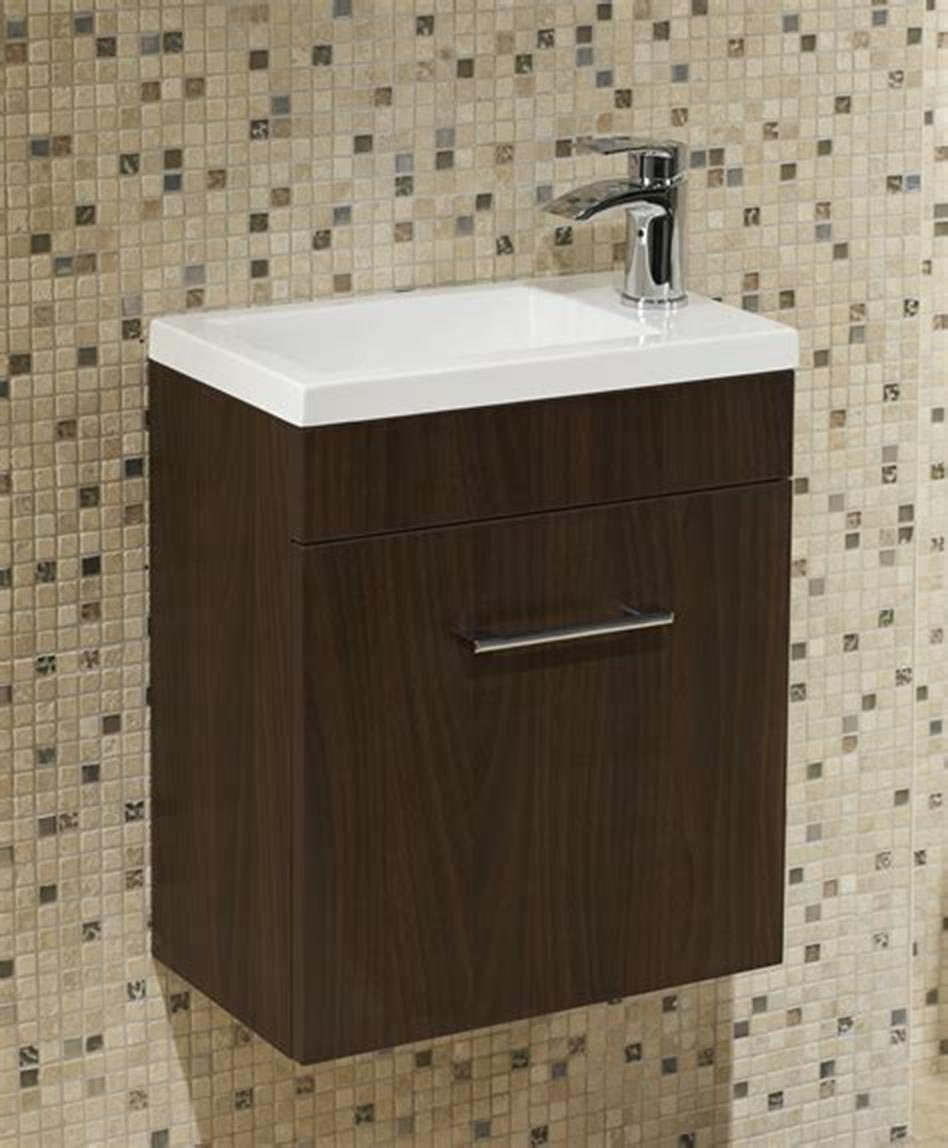 35 Best Wall Mounted Vanities For Small Bathrooms 2019 28