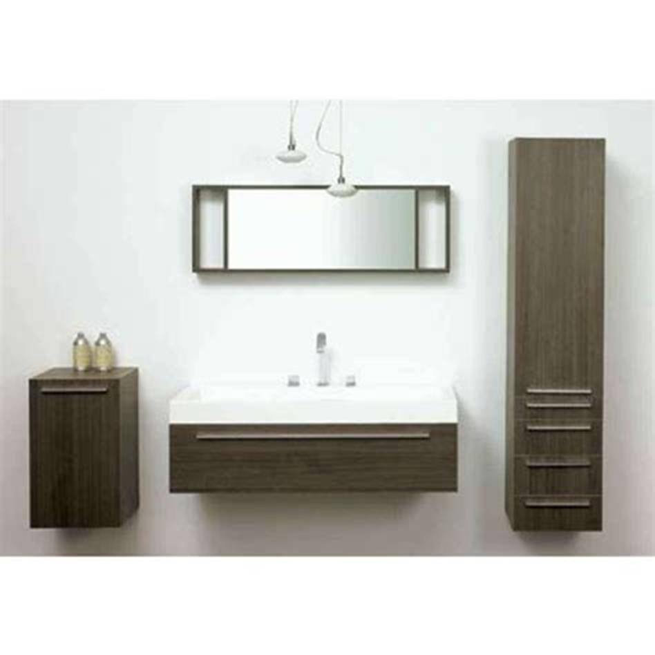 35 Best Wall Mounted Vanities For Small Bathrooms 2019 33