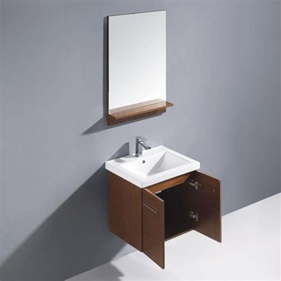 35 Best Wall Mounted Vanities For Small Bathrooms 2019 40