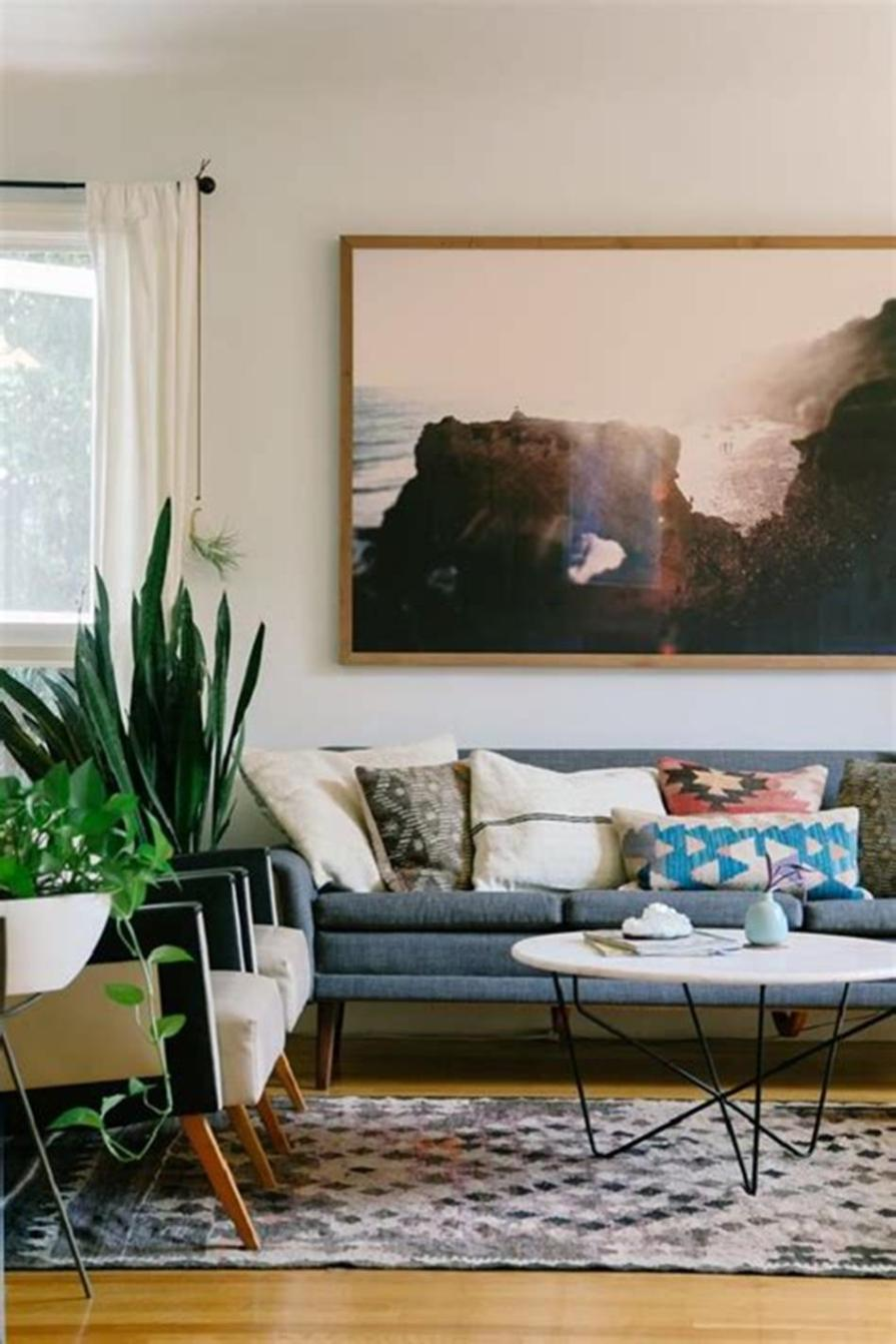 47 Great Mid Century Modern Living room Design and Decorating Ideas 1