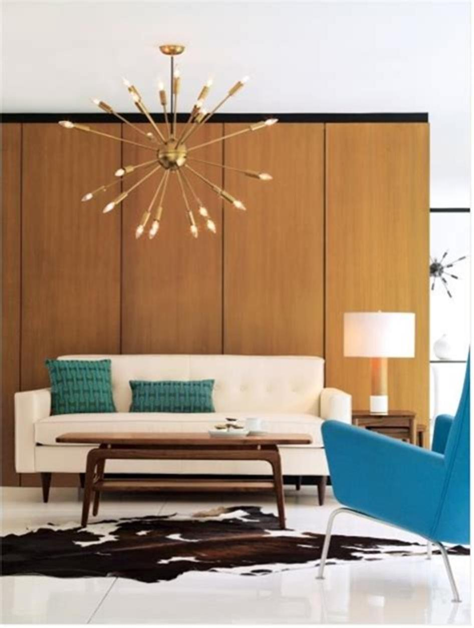 47 Great Mid Century Modern Living room Design and Decorating Ideas 17