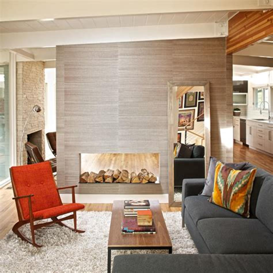 47 Great Mid Century Modern Living room Design and Decorating Ideas 27