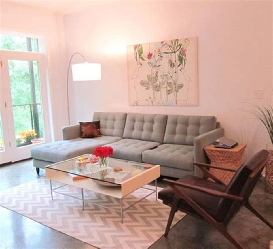 47 Great Mid Century Modern Living room Design and Decorating Ideas 31