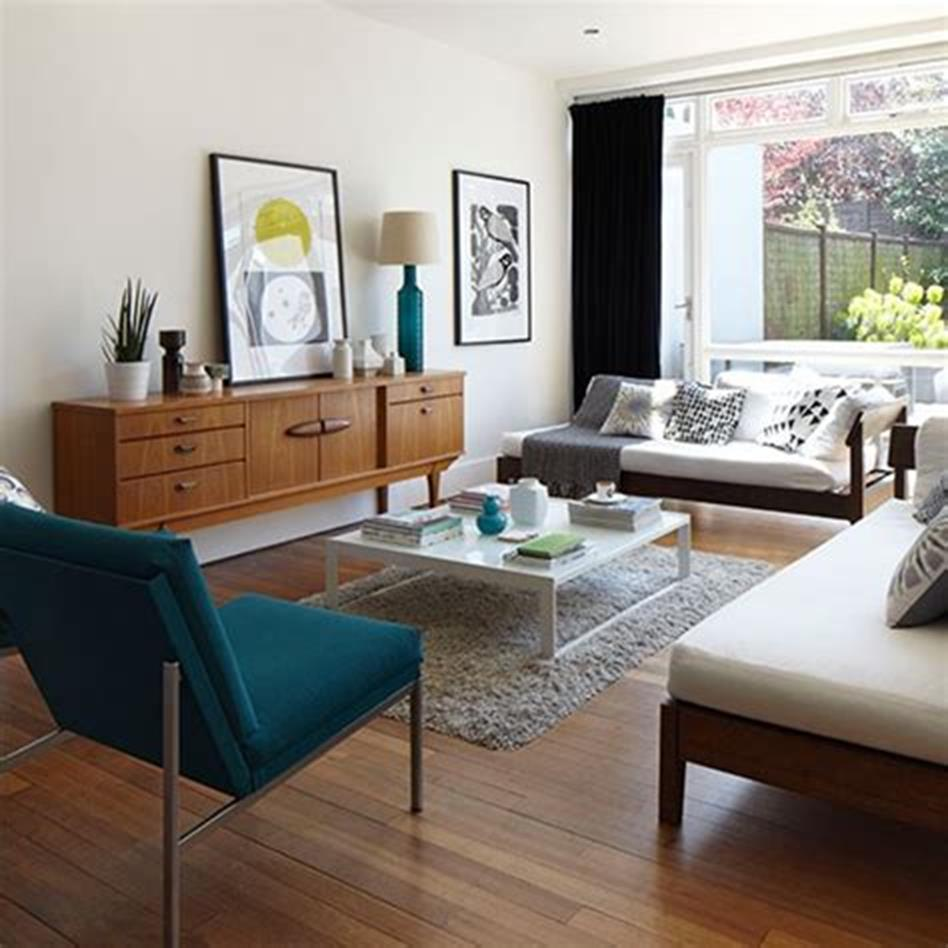 47 Great Mid Century Modern Living room Design and Decorating Ideas 32