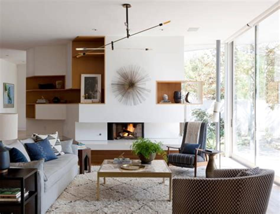 47 Great Mid Century Modern Living room Design and Decorating Ideas 43