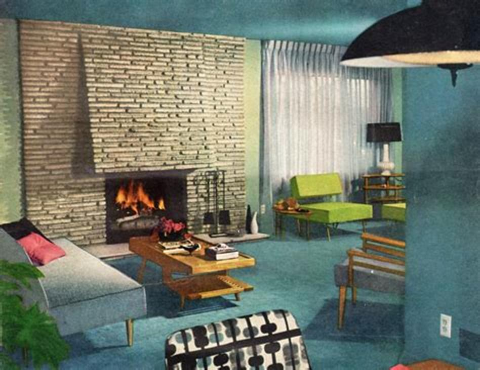 47 Great Mid Century Modern Living room Design and Decorating Ideas 44