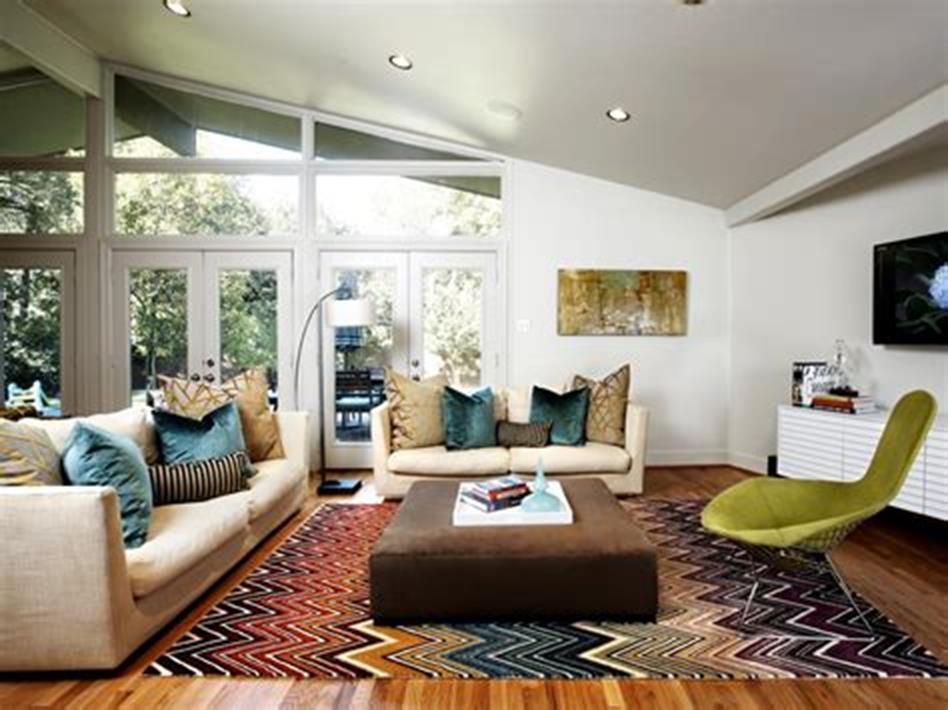 47 Great Mid Century Modern Living room Design and Decorating Ideas 56