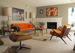 47 Great Mid Century Modern Living room Design and Decorating Ideas 58