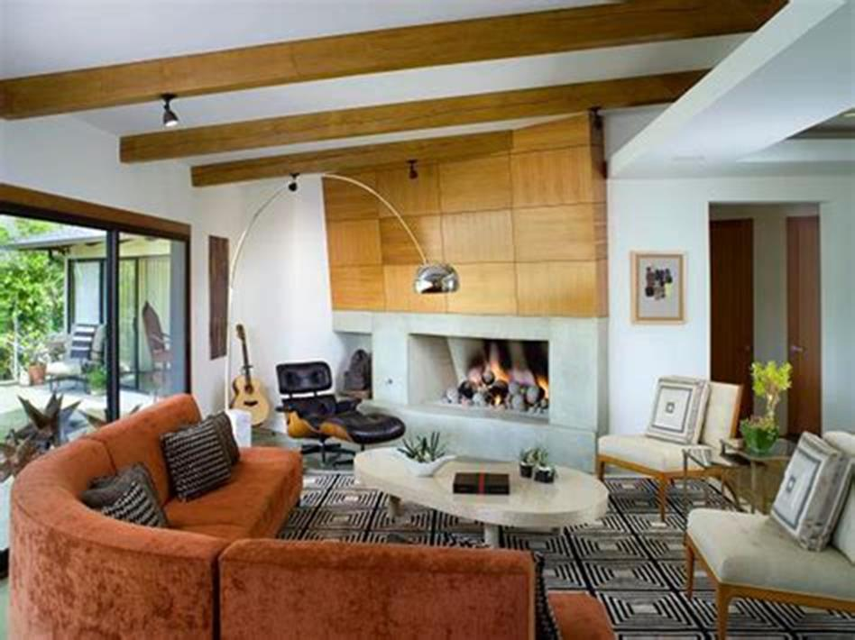 47 Great Mid Century Modern Living room Design and Decorating Ideas 59