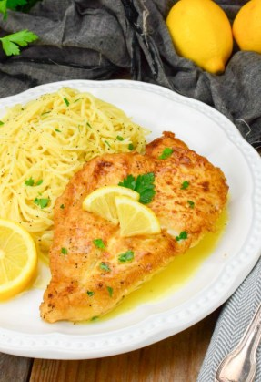 Chicken Francaise   Gonna Want Seconds Pin it to your DINNER BOARD to save for later