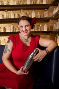 Abigail the bar chef.