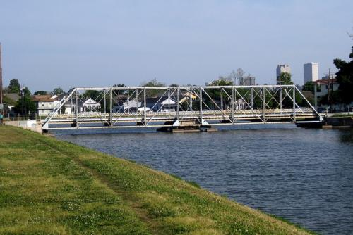 Bayou St. John and Magnolia Bridge. Image courtesy Wally Gobetz, via Flickr.
