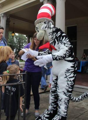 City Park hosts the 5th annual New Orleans Book Festival on Saturday, November 15. (photo: facebook.com/nolabookfest)