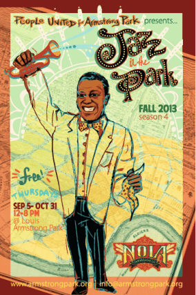 jazz in the park 2013