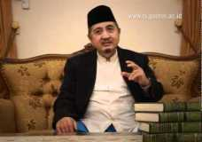 KH Abdullah Syukri Zarkasyi – Menjiwai Panca Jiwa