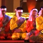Tari Saman – Tari Aceh Panggung Gembira Pondok Modern Gontor  – PG Pioneer 686 – 62012
