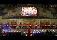 Tari Yosim Pancar – Tari Papua – Indonesia – Yopan Dance – Drama Arema 588