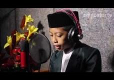 Indonesian young qori' recites Al-Fajr. Farhan Syihabuddin – JMQ Gontor