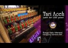 250 Penari Tari Aceh – Panggung Gembira 690 Gontor – Identity Generation