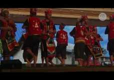 Tari Ballian, tari tradisional, suku Dayak, Kalimantan Tengah, tari tradisional suku Dayak, Tari Tradisional Kalimanta Tengah