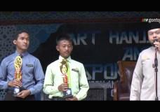 Liputan Handycraft And Sport Show 2016 l Gontor Kampus 6