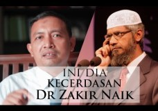 Ini dia Letak Kecerdasan Dr Zakir Naik