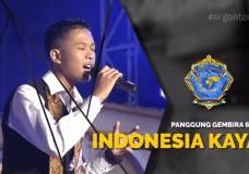 indonesia kaya, PG Survival, Panggung Gembira 2017, 691