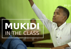 mukidi in the class short movie film gontor dass 90 tahun