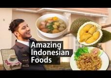 Tea With Milk – Amazing Indonesian Food (& Doctor)