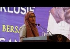 Kunjungan Menteri Keuangan RI, Sri Mulyani ke Gontor