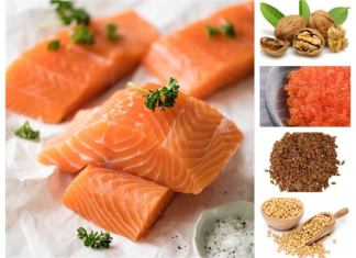 Foods Rich in Omega-3
