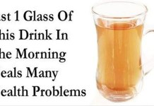 Reduce Cholesterol Levels, Acidity And Heal Stomach Issues With Just 1 Glass Of This Drink In The Morning