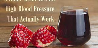 6 Home Remedies for High Blood Pressure That Actually Work