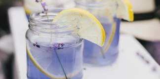 Lavender Lemonade to Get Rid Of Headaches