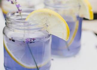 Lavender Lemonade to Get Rid Of Headaches