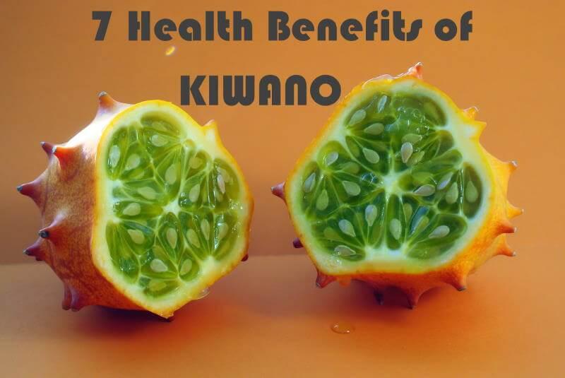 7 health benefits of kiwano