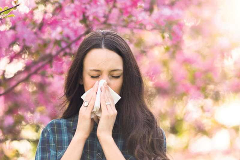 difference between Covid-19 and allergies