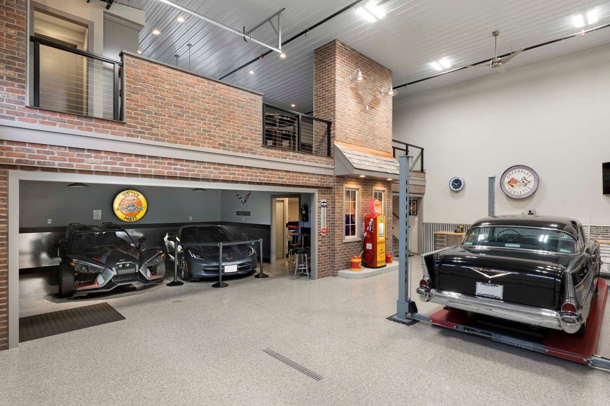 garage loft ideas